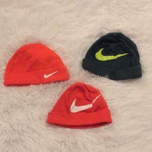 Other - Nike newborn hats